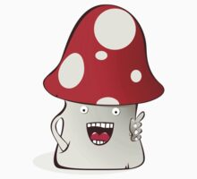 Crazy mushroom by BANDERUS MARTIN