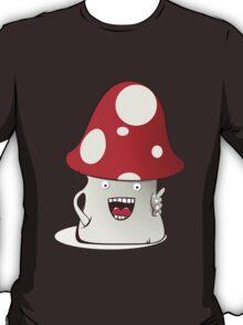 Crazy mushroom T-Shirt