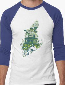 It's All Gone to The Birds Men's Baseball ¾ T-Shirt