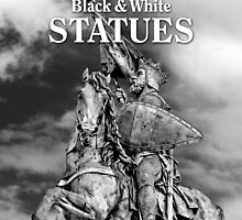 Black & White Statues by Michel Godts