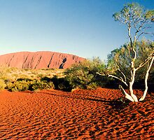 Red Centre by George Petrovsky