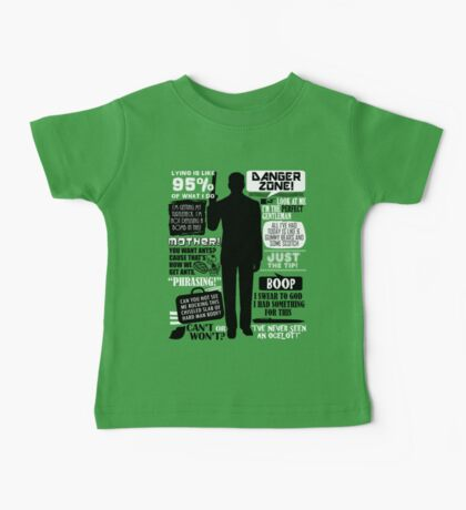 Archer - Sterling Archer Quotes Baby Tee