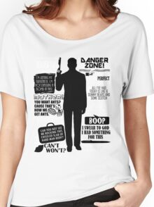 Archer - Sterling Archer Quotes Women's Relaxed Fit T-Shirt