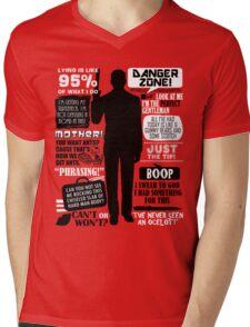 Archer - Sterling Archer Quotes Mens V-Neck T-Shirt