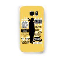 Archer - Dr. Algernop Krieger Quotes Samsung Galaxy Case/Skin