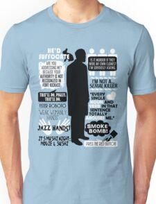 Archer - Dr. Algernop Krieger Quotes Unisex T-Shirt