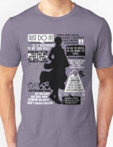 Gintama - Sakata Gintoki Quotes T-Shirt