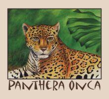 Jaguar (Panthera onca) T-Shirt