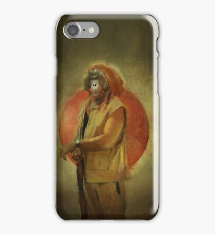 Master O. iPhone Case/Skin