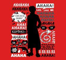 """Gintama - Sakamoto Tatsuma """"Quotes"""" Unisex T-Shirt"""