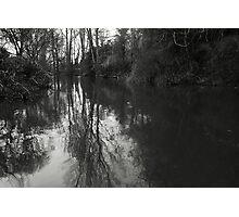 Grey Day Photographic Print