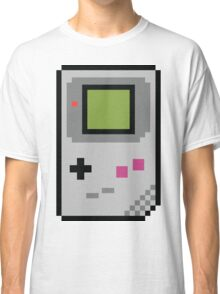8 bit Gameboy Classic Classic T-Shirt