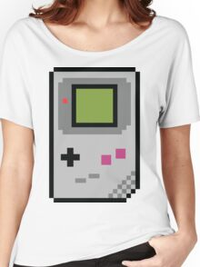 8 bit Gameboy Classic Women's Relaxed Fit T-Shirt