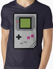 8 bit Gameboy Classic Mens V-Neck T-Shirt