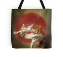 fox ballet Tote Bag