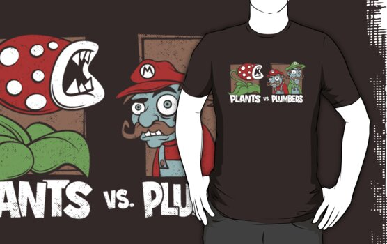 Plants Vs Plumbers by Fanboy30