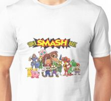 Super Smach Bros N64 Unisex T-Shirt