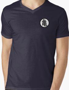 Dragon ball Kame sennin symbol Mens V-Neck T-Shirt
