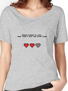 Games Ruined My Life, Good Thing... Women's Relaxed Fit T-Shirt