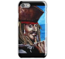 Captain Jack Sparrow iPhone Case/Skin