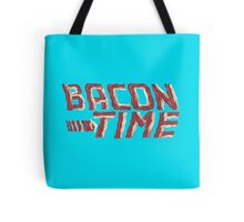 bacon time Tote Bag