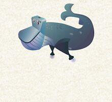 Wc head whale Hoodie