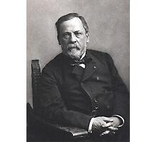 Portrait of Louis Pasteur by Nadar (Date: pre-1885) Photographic Print