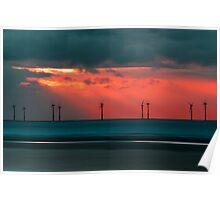 Prestatyn Wind Farm...... Poster