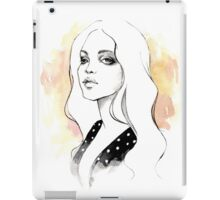 Blonde iPad Case/Skin