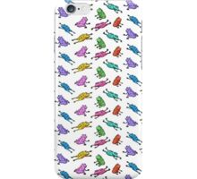 Leapy Leapfrogs iPhone Case/Skin