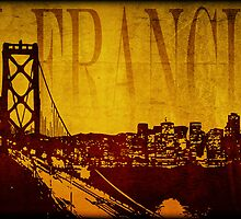 San Francisco by RickyBarnard