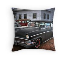 The Greasers Ghost Throw Pillow