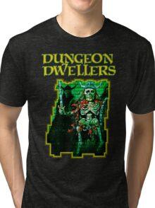Dungeon Dwellers! Tri-blend T-Shirt