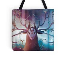 Alpha Stag Tote Bag
