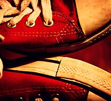 My Red Sneakers 1 by LoveSMP