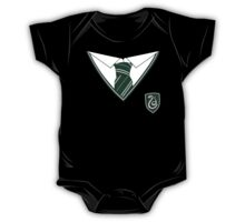 Slytherin Uniform One Piece - Short Sleeve