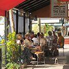 Coffee- and Book-Shop - Café y Librería by PtoVallartaMex