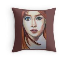 Together or Not at all Throw Pillow
