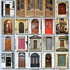 Doors of London by Heidi Hermes