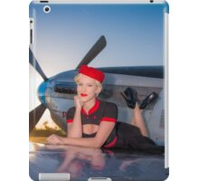 Annie Fawn and the Mustang iPad Case/Skin