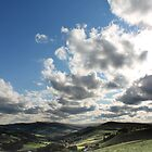 Clearing Sky, Hayfield, Derbyshire UK by Mark Smitham