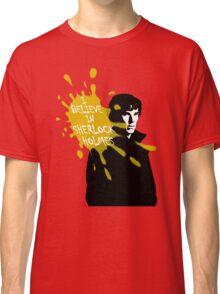 I Believe in Sherlock Holmes - Sherlock BBC Classic T-Shirt
