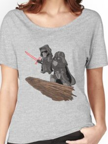 Star Wars Lion King Women's Relaxed Fit T-Shirt
