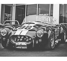 Vehicles: Cobra Photographic Print