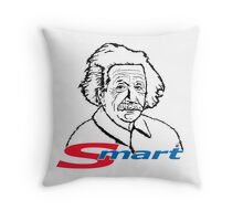 S-Mart Throw Pillow