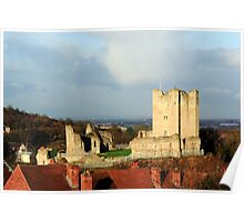 Conisbrough Castle Poster