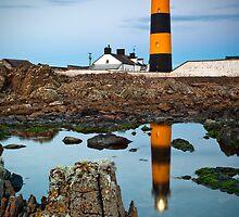 St. John's Point Lighthouse by Derek Smyth