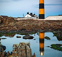 St. John's Point Lighthouse by Derek Smyth