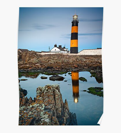 St. John's Point Lighthouse Poster