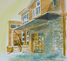 No. 85 of 100 Salt Lake City Porches by Jeanne Allgood